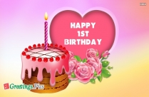 Happy Bday Greetings Images