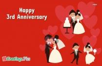 Happy 3rd Anniversary
