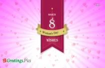 Happy 8 March Women
