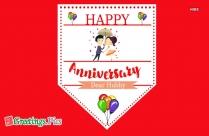 Happy Anniversary Image