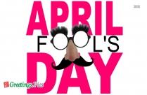 Happy April Fool