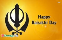Happy Baisakhi To All Of You