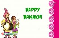 Wishing You A Groovy Baisakhi