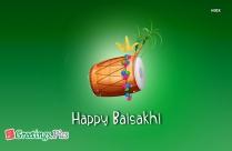 Wishing You A Happy Baisakhi