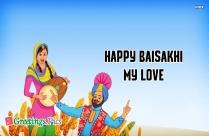 Happy Vaisakhi Greetings