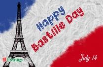 Happy Bastille Day 14 July