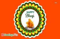Happy Bhogi Pics
