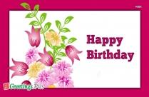 Happy Bday Images