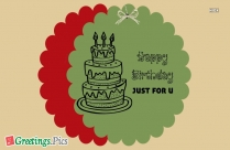 Greetings Quotes For Birthday