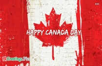 Happy Canada Day 2019