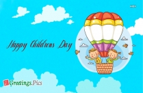 Happy Childrens Day Cards