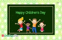 Happy Childrens Day Photos