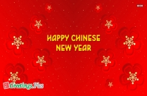 Happy Chinese New Year Greetings 2020