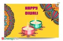 Happy Diwali Corporate Greetings
