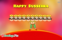 Dussehra Festival Greetings