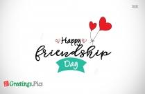 Happy Friendship Day My Husband