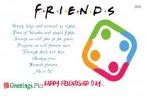 Happy Friendship Day To Best Friend