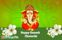 Happy Ganesh Chaturthi 2019