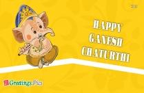 Happy Ganesh Chaturthi Photo
