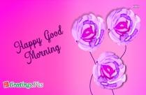 Good Morning Beautiful Rose Pic