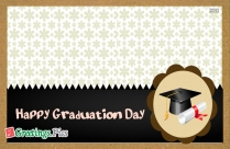 Happy Graduation Wishes Sms
