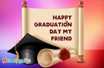 Happy graduation day quotes greetings related greetings m4hsunfo