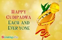 Happy Gudipadwa Each And Everyone