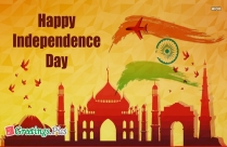 Happy Independence Day India 2019