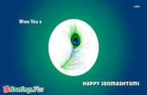 Happy Janmashtami Hd Wallpaper