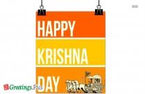 Happy Krishna Day