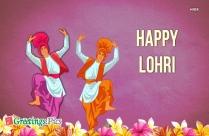 Happy Lohri Wishes