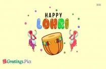 Happy Lohri Whatsapp