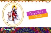 Happy Maha Shivaratri
