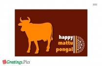 Happy Pongal Traditional