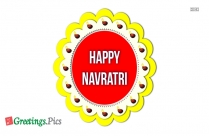 Good Morning With Navratri