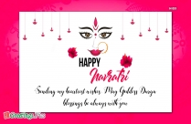 Wishing You A Very Happy Navratri