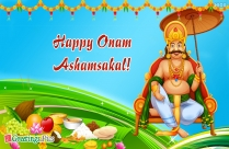 Happy Onam Wallpaper Malayalam