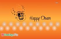 Happy Onam Ecard