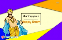 Happy Onam Wishes