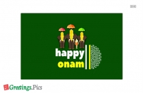Happy Onam Belated