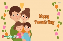 Happy Parents Day Card