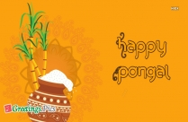 Happy Pongal Clipart