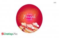 Happy Pongal Font