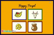 Happy Pongal Png Images