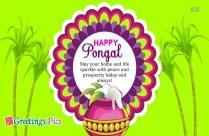 Happy Pongal Quotes