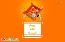Happy Rakshabandhan Dear Brother