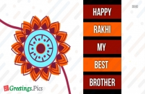 Happy Rakhi Festival