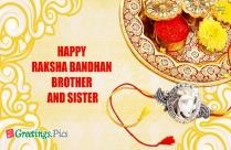 Happy Raksha Bandhan Messages Brother
