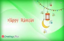 Happy Ramzan Mubarak 2019
