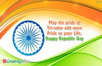 Republic Day Hindi Wishes